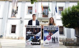 Baza recupera los conciertos de feria con Maldita Nerea y Ajax y Prok y Foyone