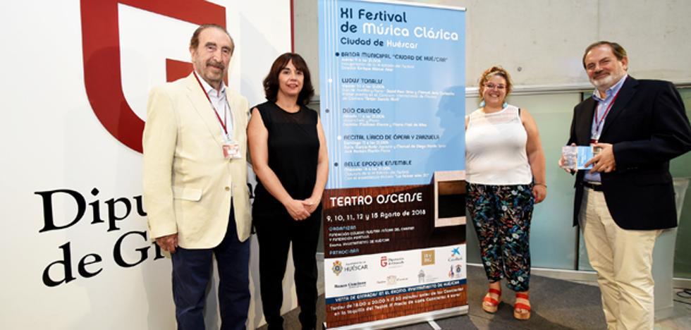 El Festival de Música Clásica de Huéscar, un referente musical
