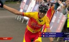 El granadino David Valero logra el bronce de 'cross country' de los Campeonatos de Europa de bicicleta