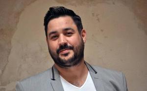 El cantante David Bastidas pregonero de la Feria y fiestas de Baza 2018