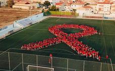 Éxito en la VI Marcha solidaria contra el cáncer en Huéscar