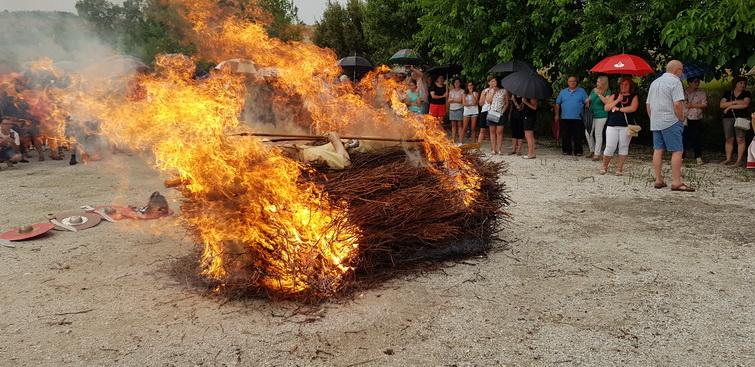 Hermanamiento entre las necrópolis de Tútugi en Galera y Cástulo en Linares
