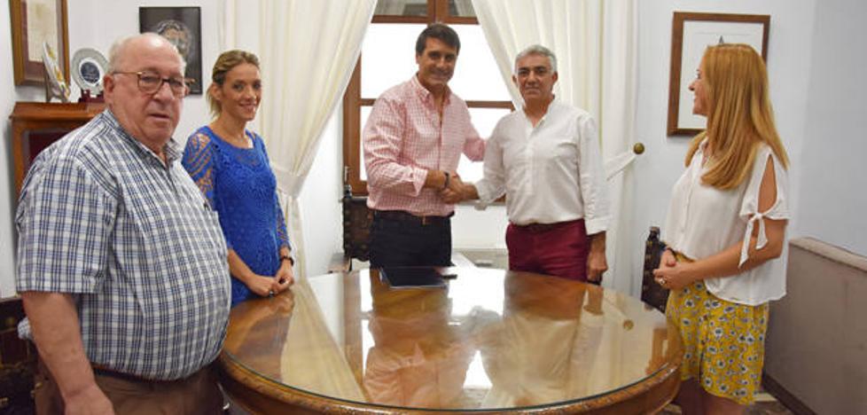 Francisco Manzanero, nuevo presidente de la Asociación Española Contra el Cáncer en Baza