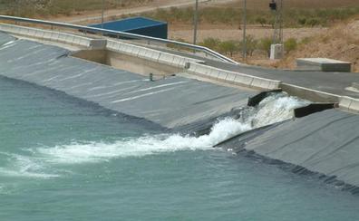 Confederación autoriza la utilización de aguas del Negratín para regar en Zújar y Freila