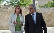El PP exige a Susana Díaz que no venga nuevamente a la provincia de Granada «con las manos vacías»