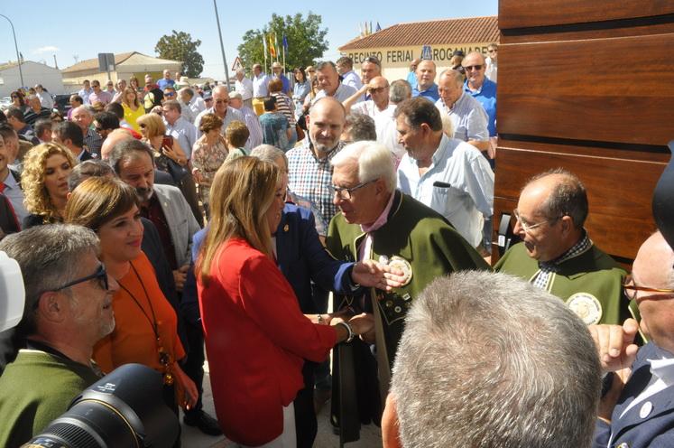 Visita de Susana Díaz a Huéscar