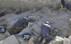 Aparecen 250 nuevos enterramientos de la necrópolis medieval de Baza