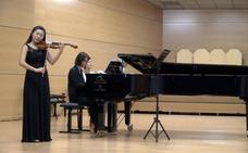 El 'Dúo Kanade' y el quinteto 'Chopin Piano Quintet', primer premio del VII Concurso Internacional de Música de Cámara 'Antón García Abril'