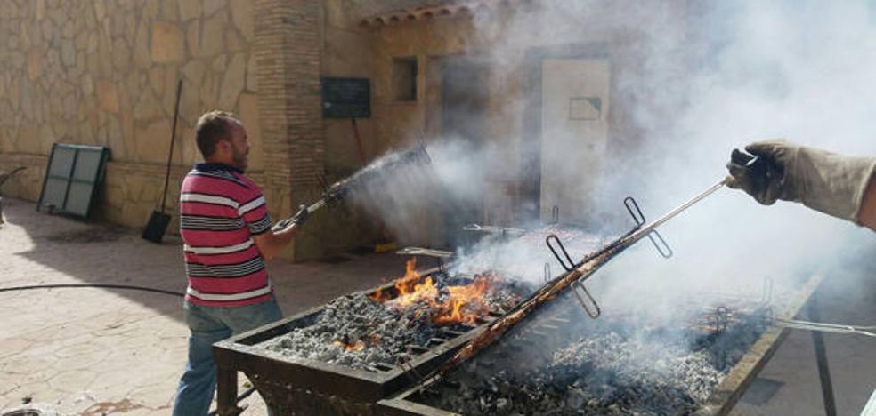 Miles de personas disfrutan este fin de semana de las Jornadas Gastronómicas del Cordero Segureño de la Puebla