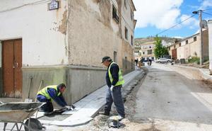 Los planes de empleo de la Junta posibilitarán contratar a 59 desempleados en Baza