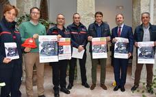 Baza organiza una semana para divulgar medidas de autoprotección frente a los incendios
