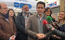 Teodoro García: «Con el PP, Andalucía pasará de ser la región que más desempleo crea en la UE a la más prospera de Europa»