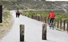 Comienzan las obras para completar la vía verde de la comarca de Baza con 32 kilómetros ininterrumpidos