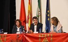 Sánchez Rubio asiste en Baza al 30 aniversario del Plan Concertado