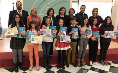 Una alumna del Colegio Santos Médicos gana el concurso literario' Solidaridad en letras'