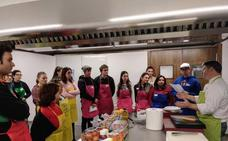Cocinando el futuro en las aulas