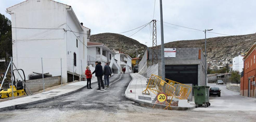 332.956 euros para arreglar cinco calles en Baza