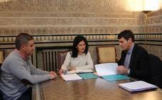 El alcalde de Baza y la subdelegada del Gobierno abordan los proyectos pendientes