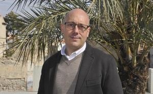 Fernando Serrano, coordinador de la agrupación local de Ciudadanos Baza