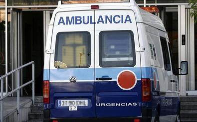 Atropellado un niño de cinco años en Galera