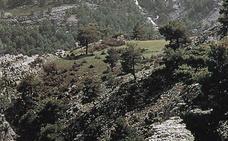Rescatan a dos excursionistas en la Sierra de Castril