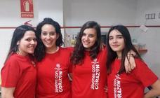 Comienza el proyecto de voluntariado 'Jóvenes con Corazón'