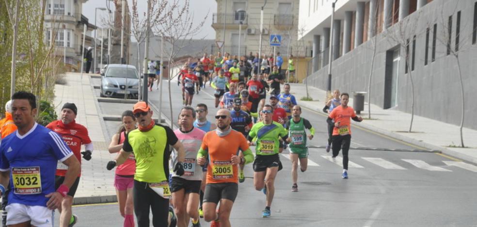 La 43 Media Maratón 'Ciudad de Baza' cambia por completo el recorrido