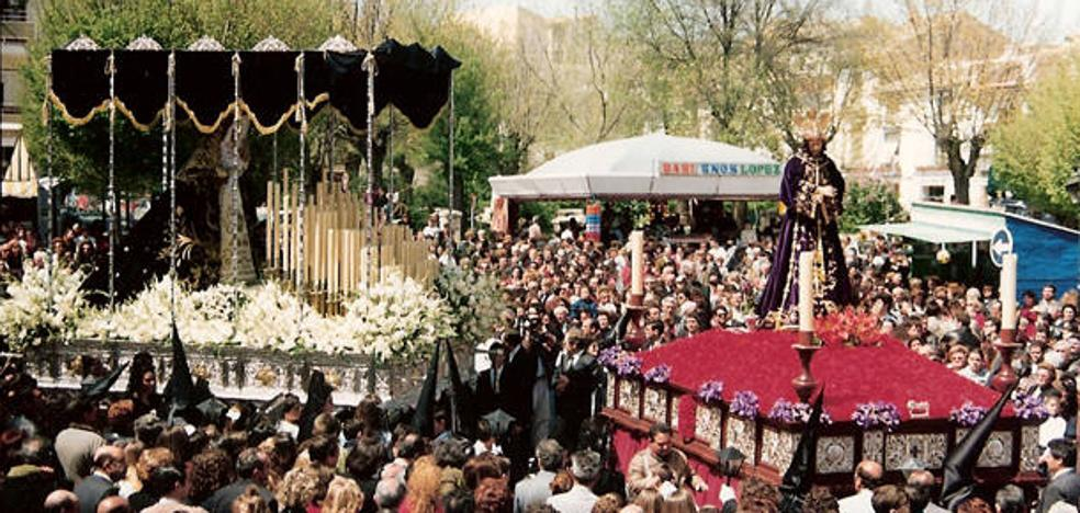 Vía Crucis extraordinario de la Cofradía de Santiago