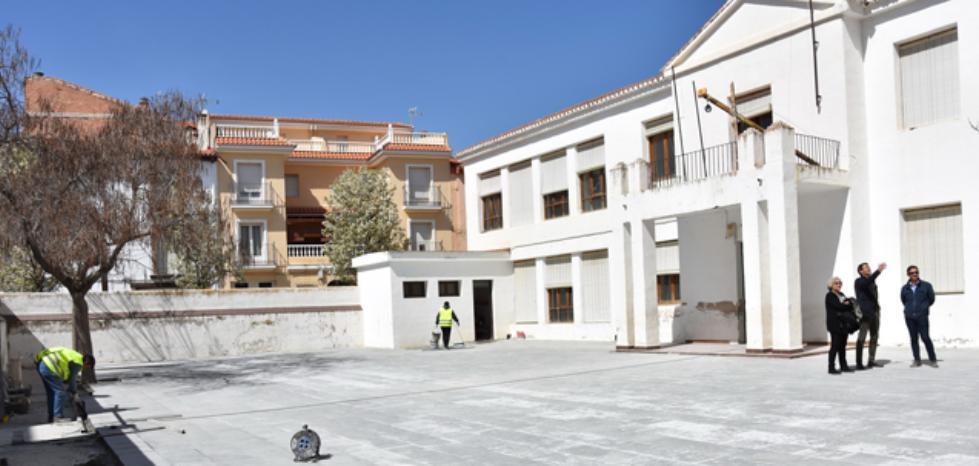 El edificio de la antigua escuela de los Solares se destinará a uso ciudadano