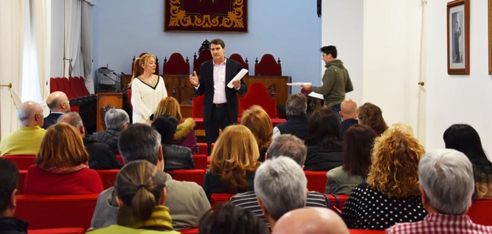 Primeros pasos para crear el Consejo Municipal de Cultura de Baza