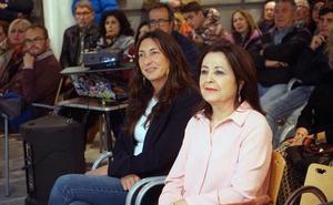 Loles López defiende en Baza que «el PP es el partido del municipalismo»