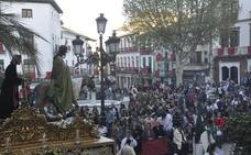 Jesús de la Paz abre la Semana Santa de Baza