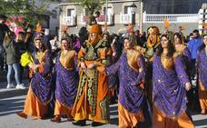 Punto y final a las fiestas de Moros y Cristianos en Cúllar, Benamaurel y Zújar