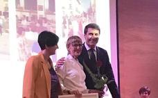 María Jesús García Granados, reconocida con una de las distinciones 'María Lejárraga 2019'