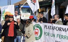 Proponen un pacto por la reapertura de la línea férrea Guadix-Baza-Almanzora-Lorca