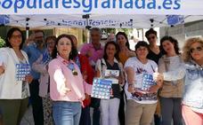 El PP de Baza presenta un programa electoral con bajada de impuestos