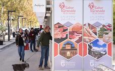 Sabor Granada llega a Baza con 20 empresas de productos de alimentación