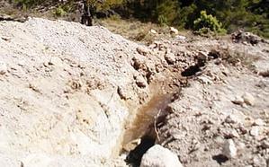 El PSOE denuncia el vertido de aguas residuales al Pantano del Portillo