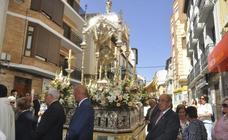 Baza celebra el Corpus Christi
