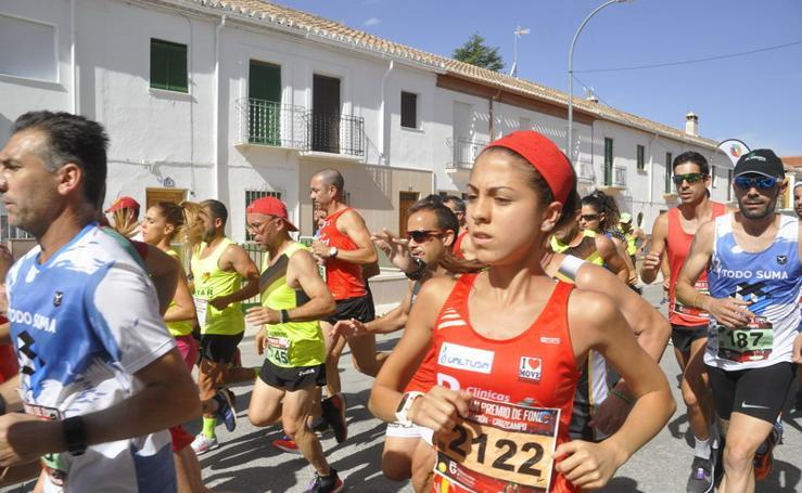 Encuéntrate en la Carrera del Cordero Segureño-Huéscar