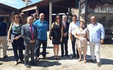 La Junta resalta el potencial innovador de la empresa Tubocás