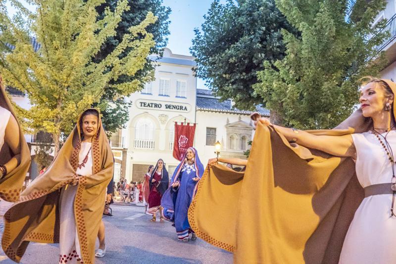 El ayuntamiento valora de muy positiva la Semana de la Dama de Baza