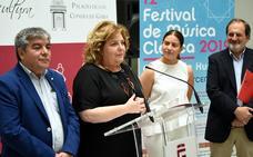 El Teatro Oscense acoge el XII Festival de Música Clásica Ciudad de Huéscar