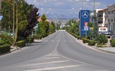 La Policía Local de Baza denuncia a tres conductores por conducción temeraria