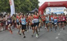 Víctor Doblas Díaz gana la XXI Carrera Popular Quesada Clínica Dental