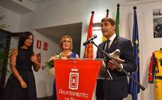Ana Belén Vico realiza un brillante y muy emotivo pregón de las fiestas de Baza