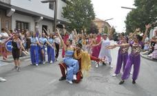 Todas las imágenes de la cabalgata de la Feria y Fiestas de Baza