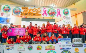 El club 4x4 Huéscar celebra su décimo aniversario