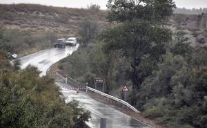 La Junta construirá un nuevo puente en la carretera A-4200 sobre el río Baza