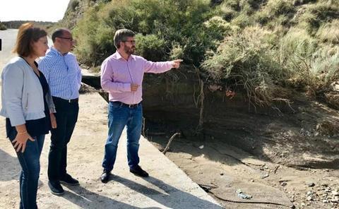 Ciudadanos Baza propone un plan de prevención frente a inclemencias meteorológicas